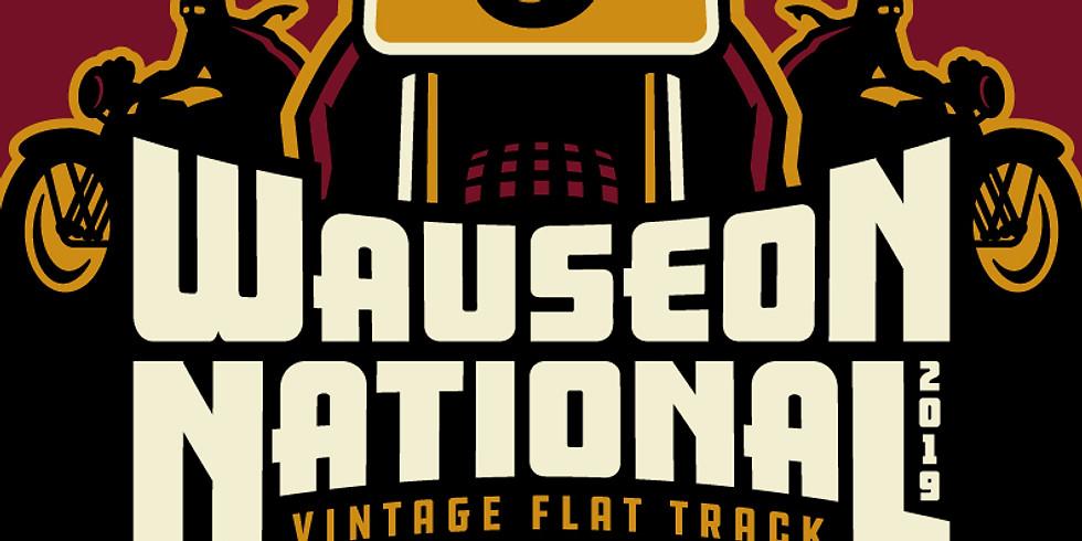 Wauseon Vintage Flat Track Races