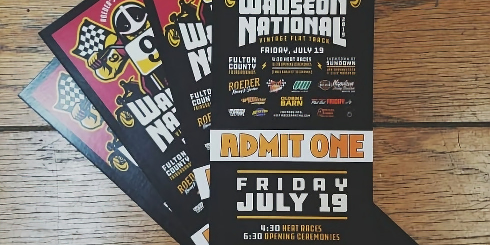 Wauseon Ticket Giveaway Contest!