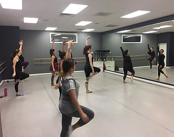 Long Beach Adult Dance Classes