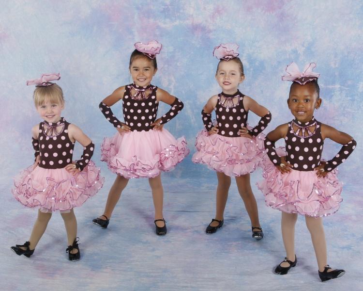Dance Recital 2013 - 1