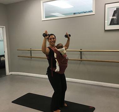 Long Beach Fitness Dance Class Childcare