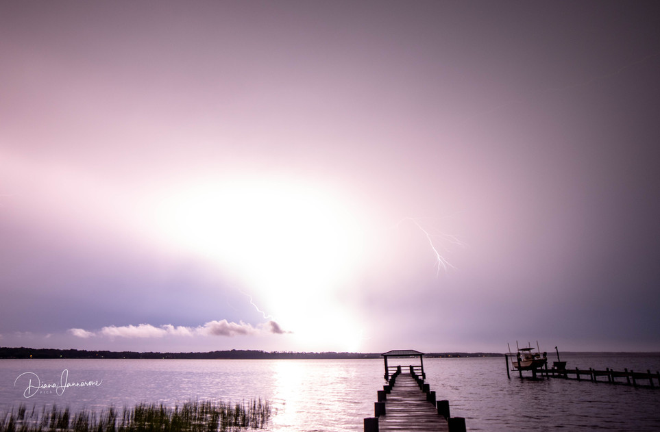 Lightning the Sky