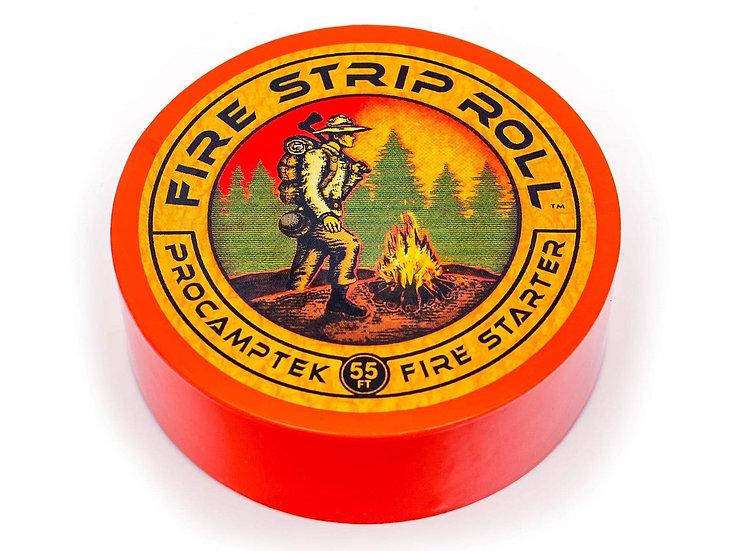 Fast Fire Strip Roll PROCAMPTEK