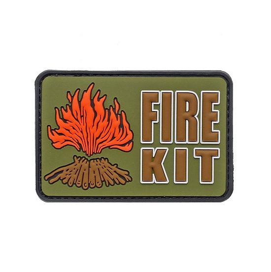 Fire Kit Morale Patch PROCAMPTEK