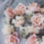 Lyserøde roser