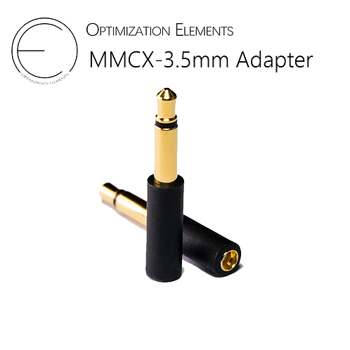 MMCX to Headphone Adapter