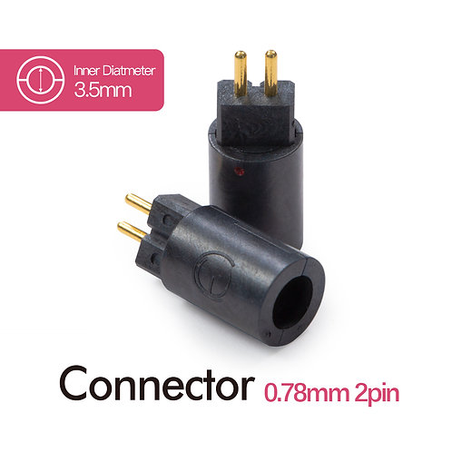 IEM Earphone LCP Connector 0.78mm 2Pin/MMCX