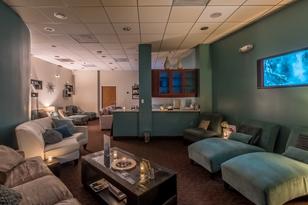 THE women's lounge