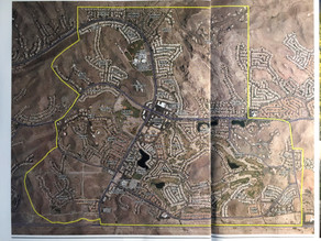 Foothills Visual Map