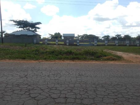 The Cherise Makubale Foundation Community Centre opening soon….