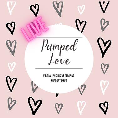 Pink Valentine's Day Heart Instagram pos