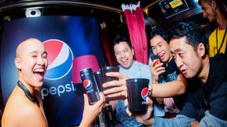 Pepsi It's The Ship