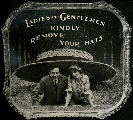 'Kindly Remove Your Hats' EP - CD