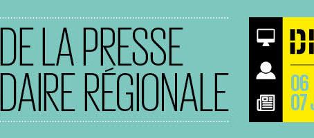 MOP au congrès de la presse hebdomadaire régionale de Dijon.