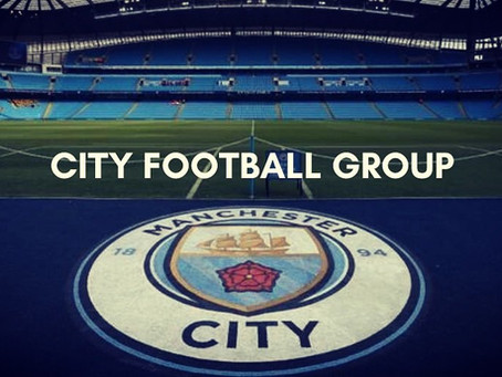 CITY FOOTBALL GROUP : LA MULTINATIONALE DU FOOTBALL VENUE D'ABU DHABI.