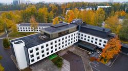 Drone hotelli Otaniemessä Radisson