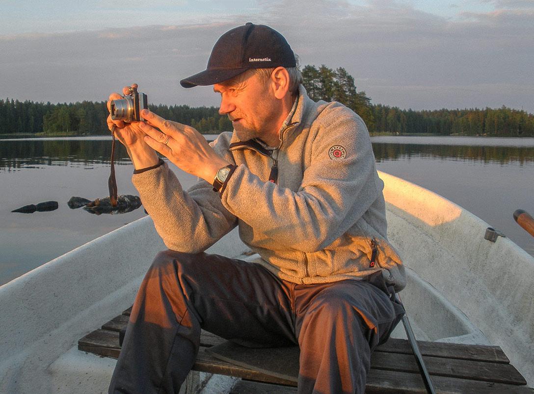 Author Tapio S. Katko