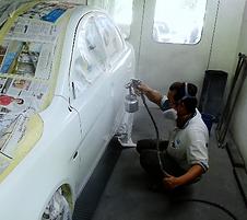 Spray Painting workshop