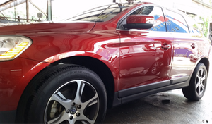car polish and wax