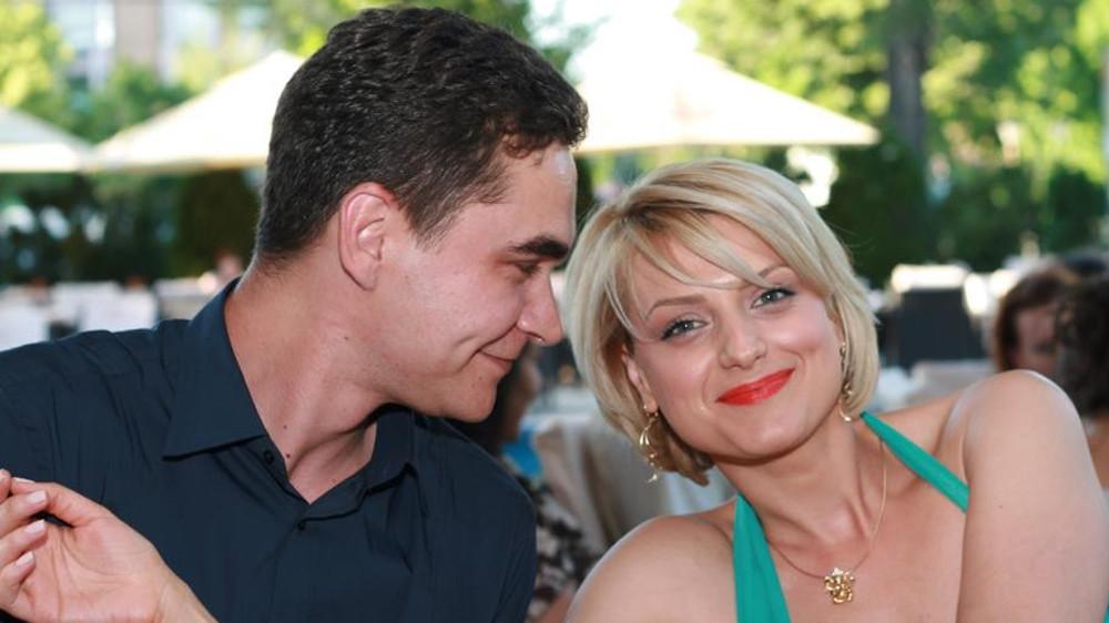 Raluca and Bogdan Pietroiu met during Raluca's remission [Photo Courtesy of Bogdan Pietroiu]