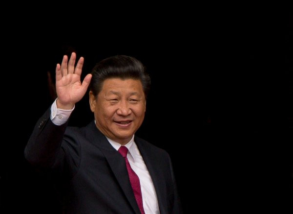 Chinese President Xi Jinping's family were mentioned in the leaked documents (Getty Images)
