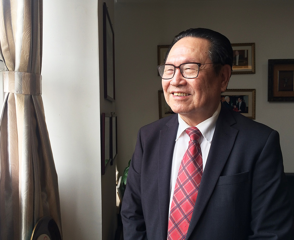 Dr. Xu Kecheng founded a cancer hospital in southern China wanted to open a cancer hospital to explore new methods of treatment [Simina Mistreanu/Al Jazeera]
