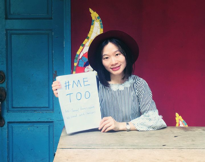 Ending the silence: The woman trying to start China's #MeToo moment
