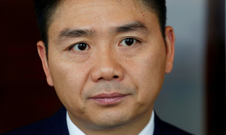 'Stand together': support surges in China for student accusing JD.com tycoon of rape