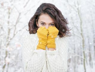 Hello Snowflakes, Goodbye Dandruff