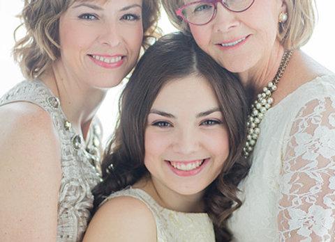 Generations Luxury Portrait Session
