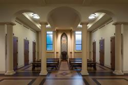 St Thomas interior