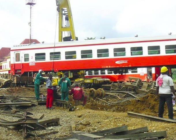 Déraillement du train de Camrail