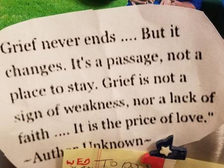 A reminder....