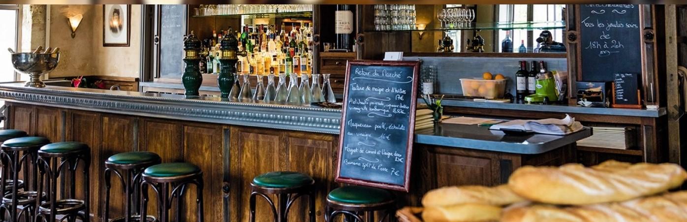 Café Lavinal à Pauillac