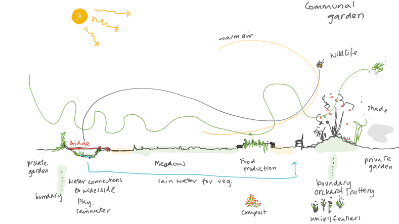 Landsmith Associates_Home of 2030_Sketch Ecosystem