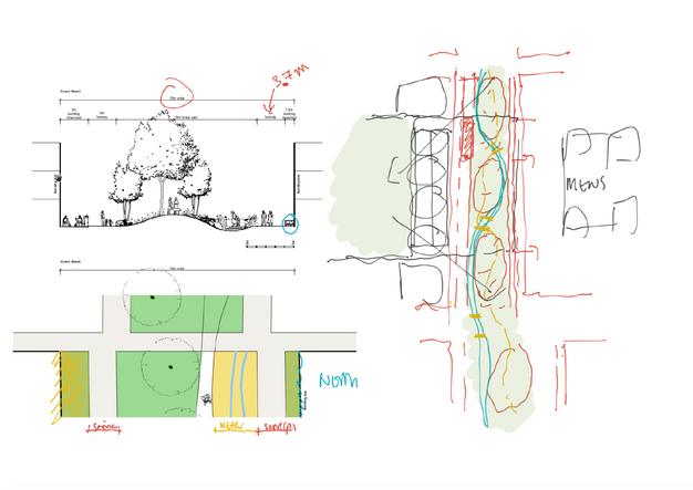 Landsmith Associates_Home of 2030_Play Street