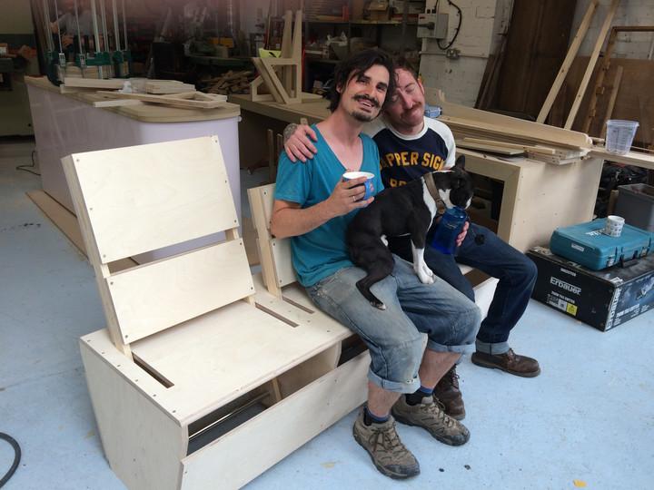 Social Furniture I - Prototypes