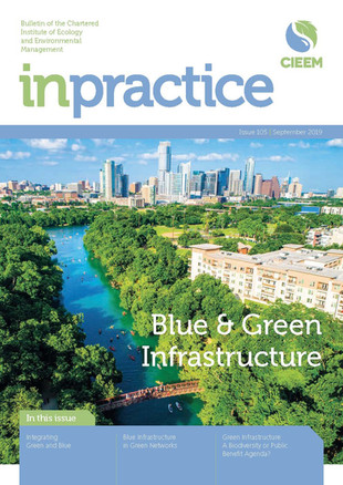 CIEEM In Practice Article on Parish Green Infrastructure Strategies - co-wrote with Tor Ecology/Land