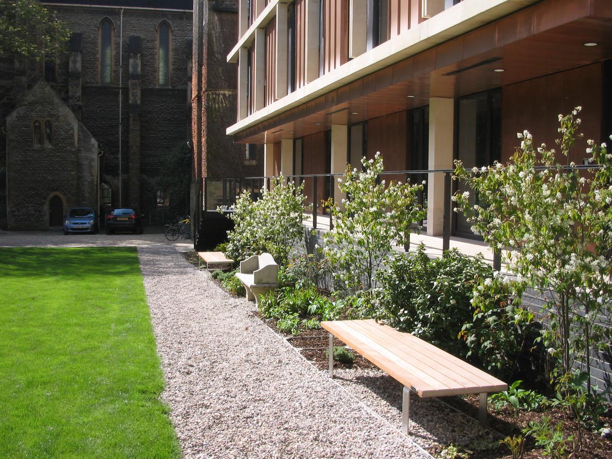 Rear Quod, St Antony's College, Oxford