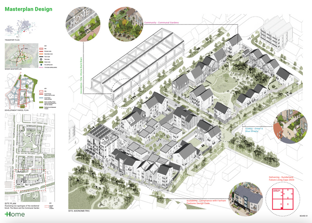 MawsonKerr_Home of 2030_Masterplan
