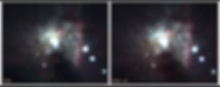 VIS versus VIS SWIR image enlarged