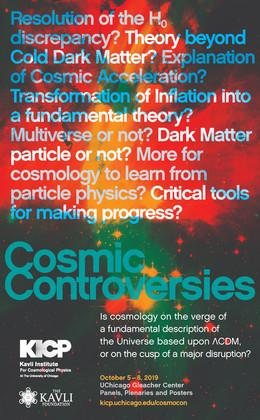COSMIC CONTROVERSIES WEBSITE
