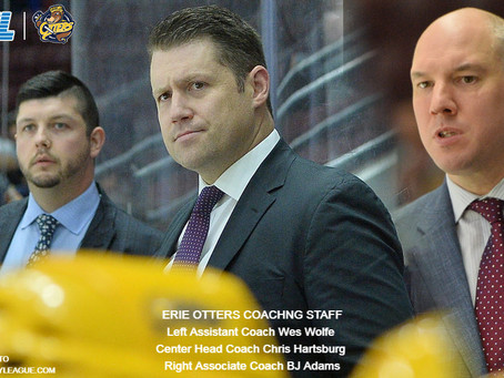Otters Head Coach Chris Harstburg On CoreFIve's Coaching Reports and Character Development Process