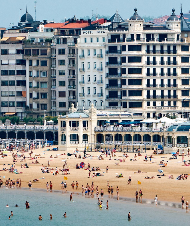 BASQUE COUNTRY - SAN SEBASTIÁN - HOTEL NIZA