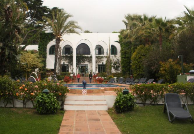 ANDALUCIA - CÁDIZ - TARIFA - HURRICANE HOTEL
