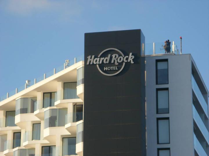 IBIZA - PLATJA D'EN BOSSA - HARD ROCK HOTEL