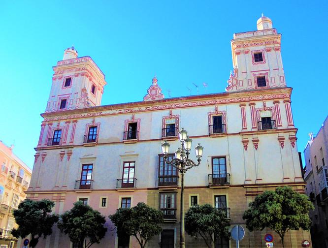 ANDALUCÍA - CÁDIZ - HOTEL BOUTIQUE CASA DE LAS CUATRO TORRES