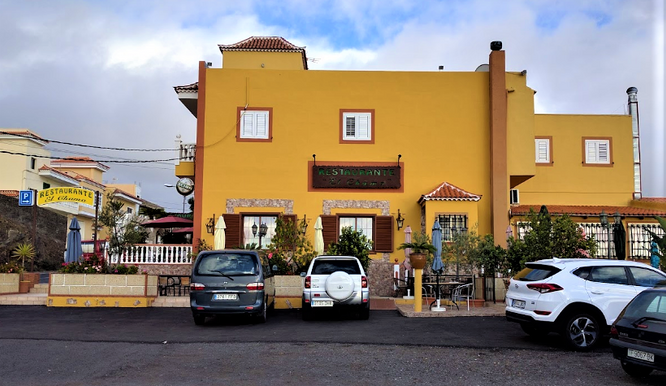 CANARY ISLANDS - TENERIFE - RESTAURANTE EL CHAMO