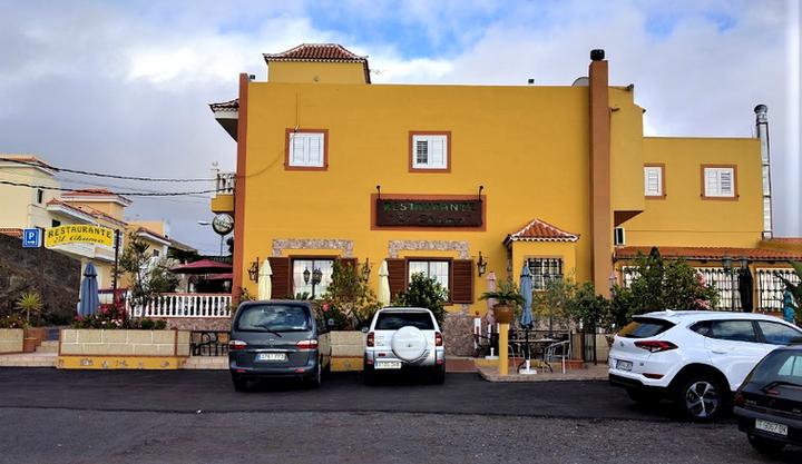 CANARY ISLANDS - TENERIFE - RESTAURANTE EL CHAMO