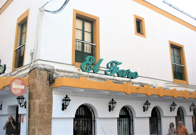 ANDALUCÍA - CÁDIZ - EL FARO